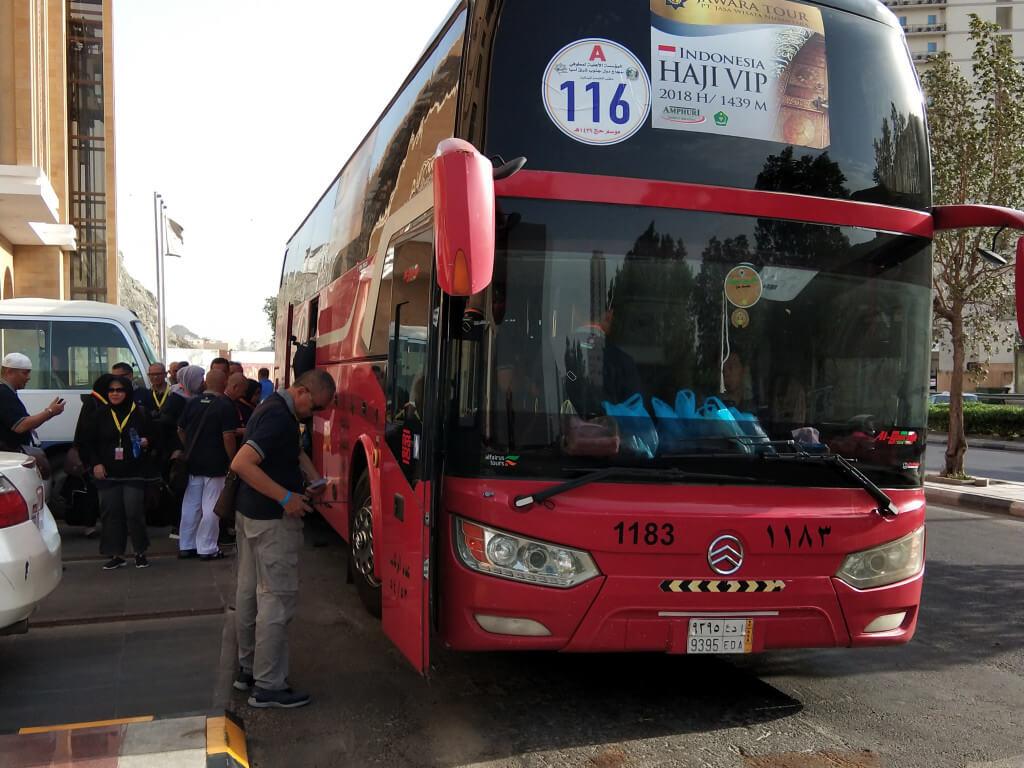 Bus VIP